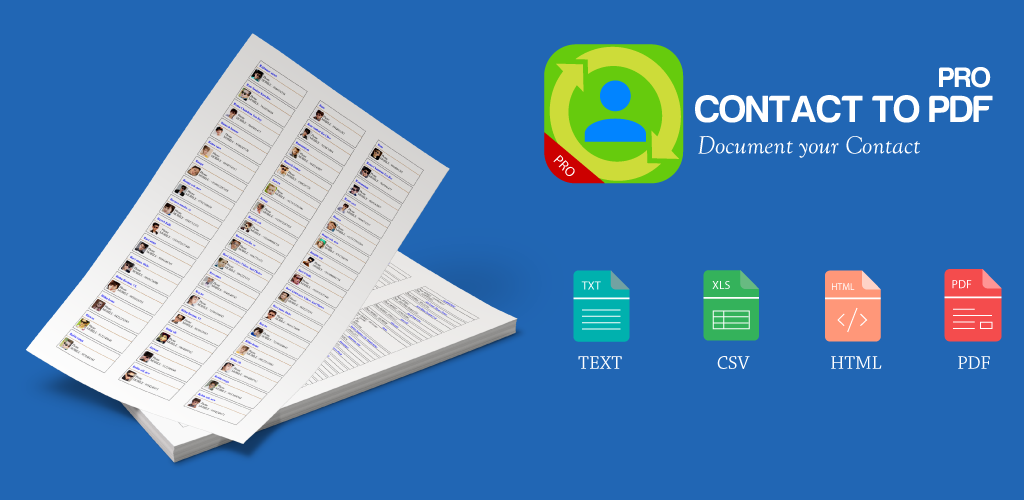 Contacts Converter Banner